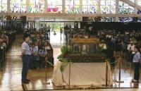 17 - Chegada de relíquias de Sta. Terezinha